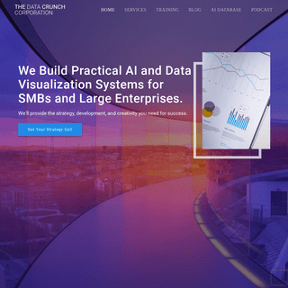 Home - The Data Crunch Corporation