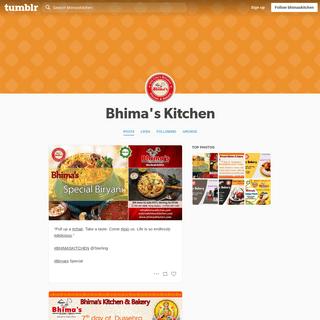 Bhima's Kitchen