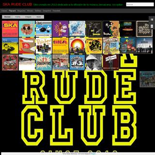 SKA RUDE CLUB