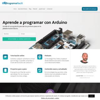 ArchiveBay.com - programarfacil.com - Aprende a programar con Arduino