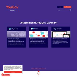 YouGov - YouGov Denmark