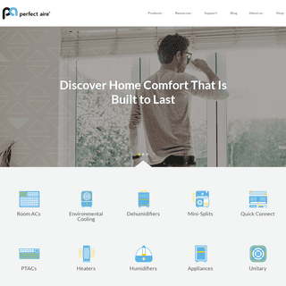 Home page - Perfect Aire