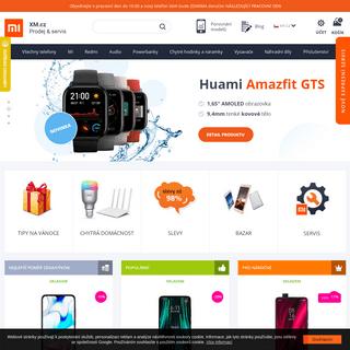 Xm.cz - Xm.cz (XiaomiMobile.cz) - Nejspolehlivější Xiaomi eshop v ČR