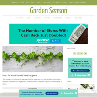 Gardening Tips for Green Thumbs - Garden Season