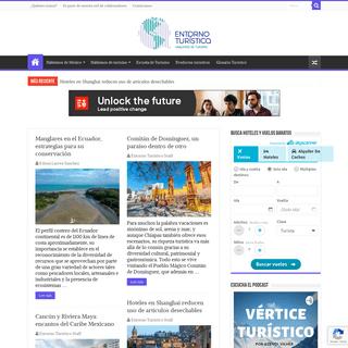 Entorno Turístico - La Revista de Turismo más importante de México