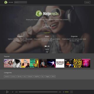 Welcome - Naija Mp3s - Download Nigeria Music