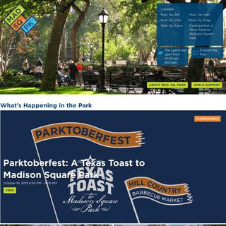 Madison Square Park Conservancy