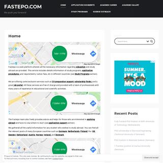 FASTEPO.COM – We push you forward!