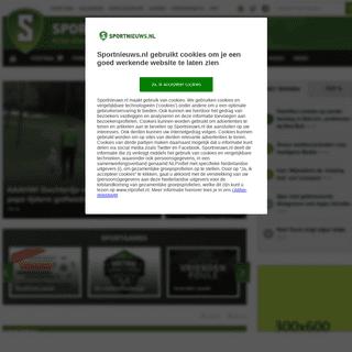 ArchiveBay.com - sportnieuws.nl - Sportnieuws.nl gebruikt cookies om je een goed werkende website te laten zien