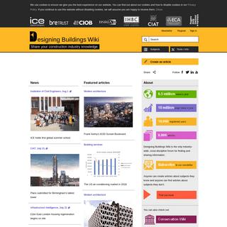 ArchiveBay.com - designingbuildings.co.uk - Designing Buildings Wiki