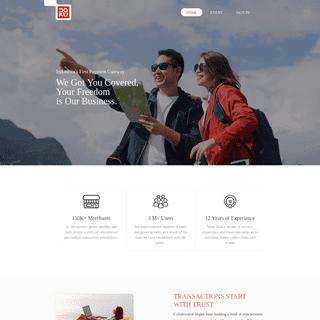 DOKU- Payment Gateway Indonesia Terbaik