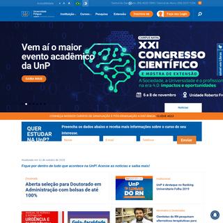 UnP - Universidade Potiguar