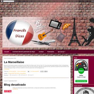 Francês Dicas (Petits Conseils en Français)