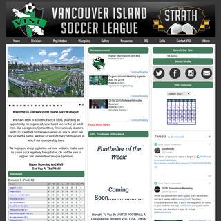 Vancouver Island Soccer League- SpAppz Online Sports Registration and Club Management