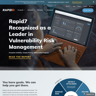 Accelerate Security, Vuln Management, Compliance