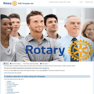 ArchiveBay.com - rotary-ribi.org - RIBI Template home page