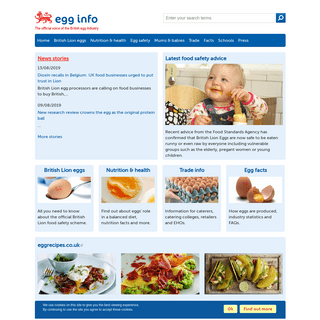 Egg Health and Nutrition - Egg Research and Resources - Egg info