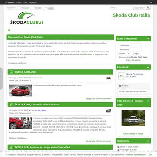 ArchiveBay.com - skodaclub.it - Skoda Club Italia