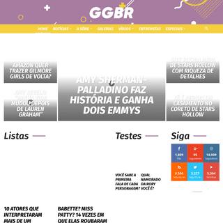 Gilmore Girls Brasil - Sua maior fonte brasileira sobre a série