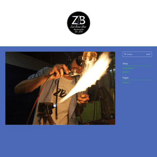 Zach Brown Glass LLC — Home