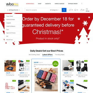 WOOHOODEAL - The Best Online Deals