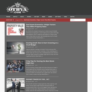 OTBVA - Music and Entertainment Community