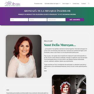 ArchiveBay.com - deliamuresan.ro - Acasa - Delia Muresan
