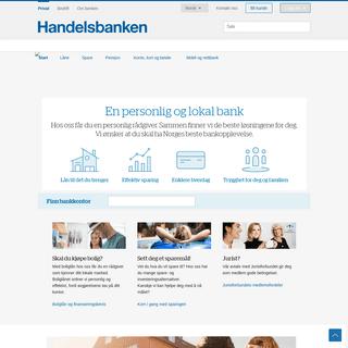 ArchiveBay.com - handelsbanken.no - Privat - Handelsbanken