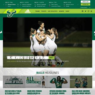 USF Athletics - Official Athletics Website