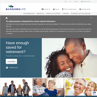 Bankers Life - Retirement and Insurance Solutions
