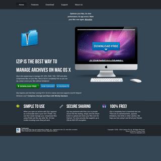iZip for Mac - Free ZIP, ZIPX & RAR software