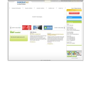 Internet Broadband Indonesia Anywhere - Broadband Internet Service Providers - Indosatm2 Official Website