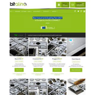 BITalino - Biomedical Equipment - Low-Cost Toolkit