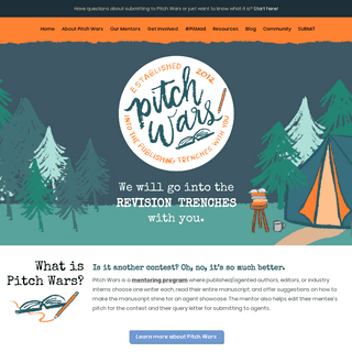 ArchiveBay.com - pitchwars.org - Pitch Wars - The Official Site of #PitchWars & #PitMad Contests