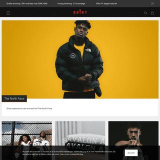 Streetwear og tøj til fyre - DK's bedste udvalg af streetwear