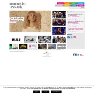 ArchiveBay.com - umusic.co.uk - Umusic - The official home of Universal Music UK -