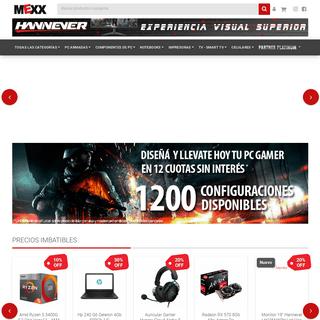 Inicio - Mexx computación