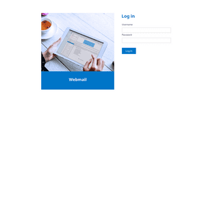 Webmail -- Welcome to Webmail