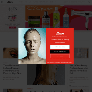 Allure - Beauty Tips, Trends & Product Reviews - Allure