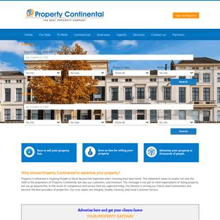 Property Continental - Best Property Company