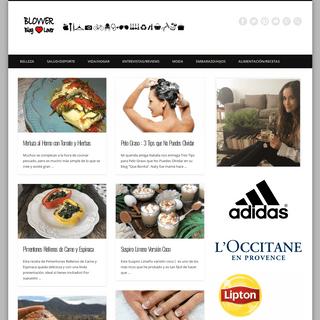 BLOVVER BlogLover - Salud, Belleza, Recetas, Deporte, Manualidades, y Datos Práticos