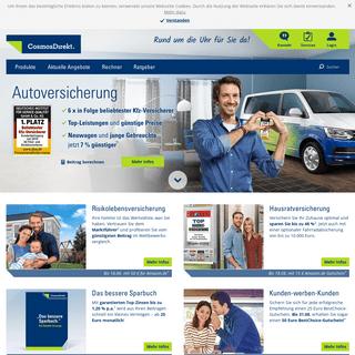 ArchiveBay.com - cosmosdirekt.de - CosmosDirekt Versicherungen