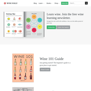 Wine Folly - Learn about Wine