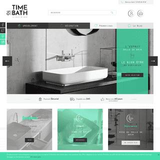 La salle de bain est une pièce singulière, nous trouvons la décoration et les meubles qui cultivent cette singularité! - Tim