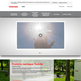 ArchiveBay.com - toshiba.pl - Toshiba Polska