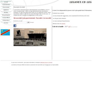 LEGANET.CD