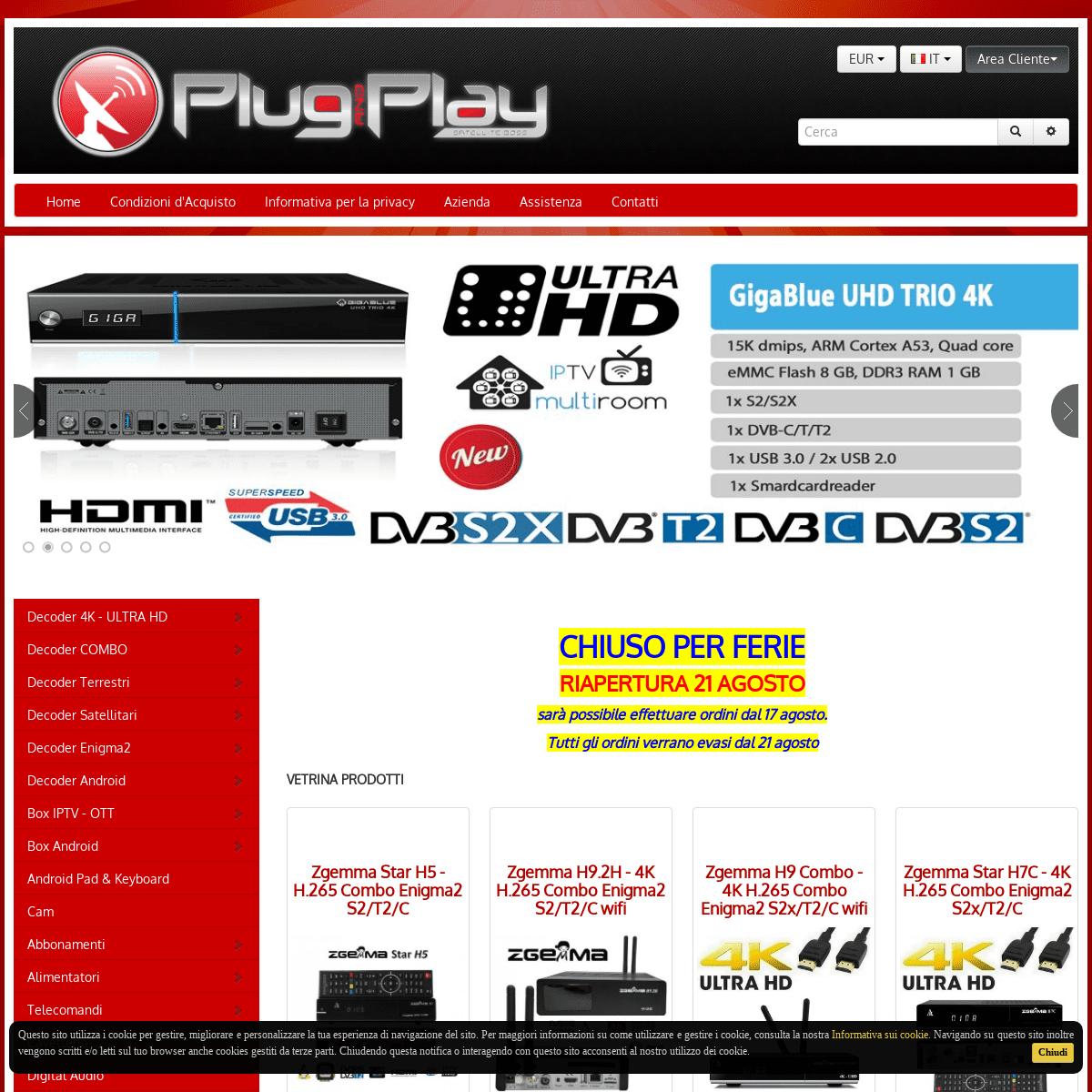 Plug and Play - Satellite Boss