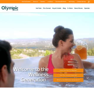 Hot Tubs, Saunas & Supplies in Seattle, Everett, Tacoma, Olympia - Olympic Hot Tub