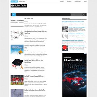 ArchiveBay.com - artikelpenjas.blogspot.com - Artikel Penjas