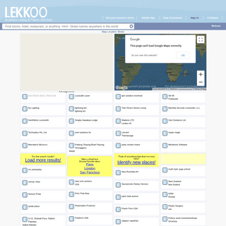 ArchiveBay.com - lekkoo.com - Lekkoo